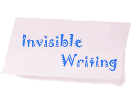invisible-writing