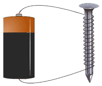 how to create a strong electromagnet