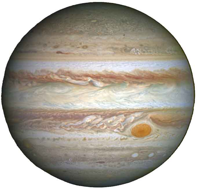 Jupiter - (Information + Facts) - Science4Fun