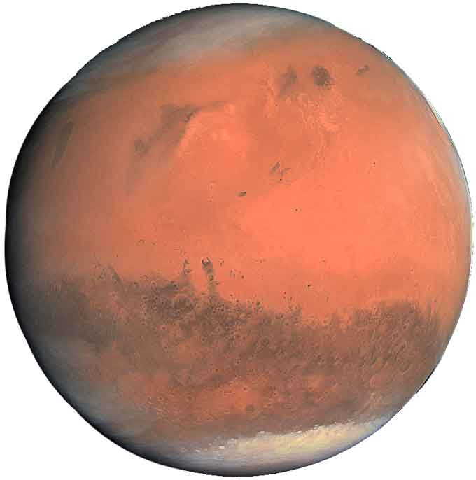 Mars - (Information + Facts) - Science4Fun