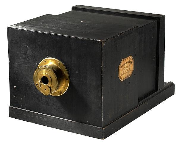 Daguerreotype-Camera