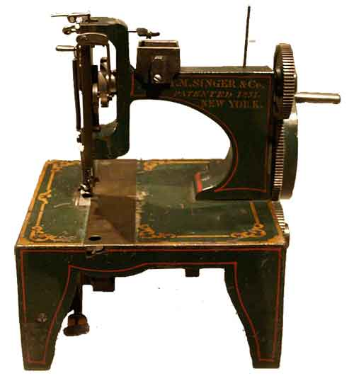 Sewing Machine Invention Full History Science40Fun Best Isaac Singer Sewing Machine