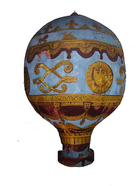 Montgolfier-brothers-Balloon