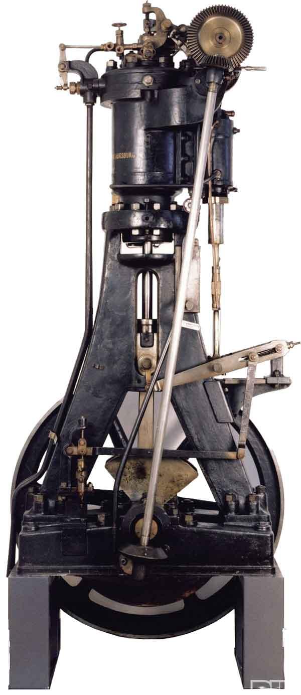 rudolf-diesel-engine