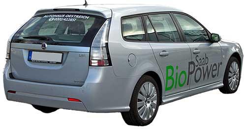 Biofuel-car