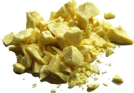 sulfur-element