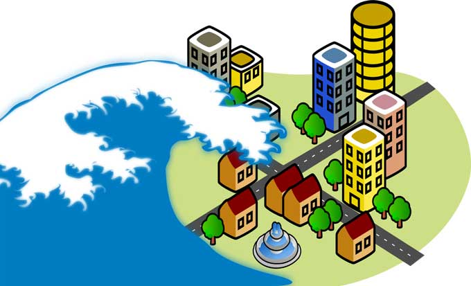 Tsunami-clipart