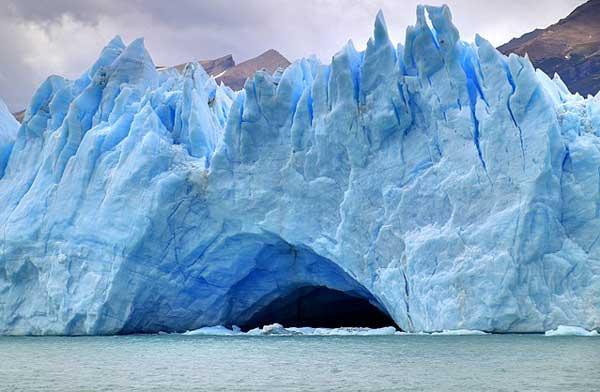 glacier-cave