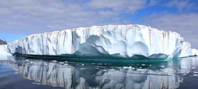 Ice-sheet-of-greenland