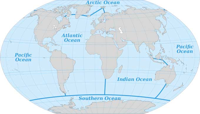The Oceans | SpringerLink