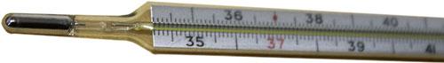 mercury-thermometer