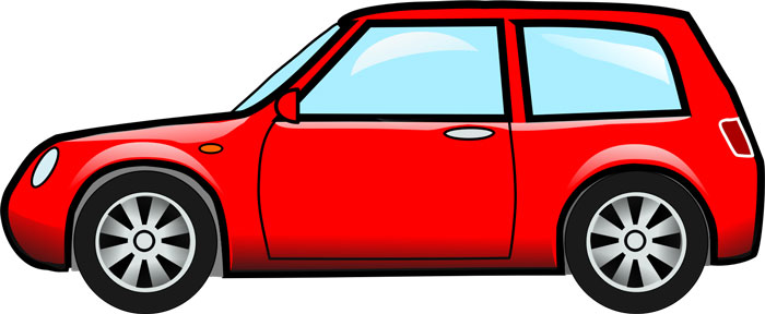 car-red-colored