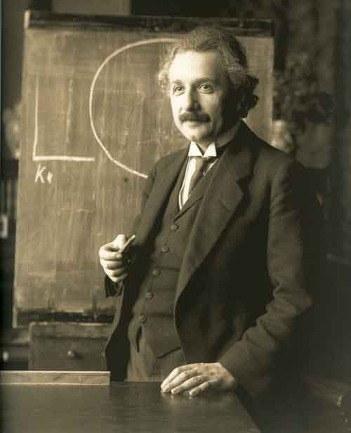 Albert-Einstein-in-1921