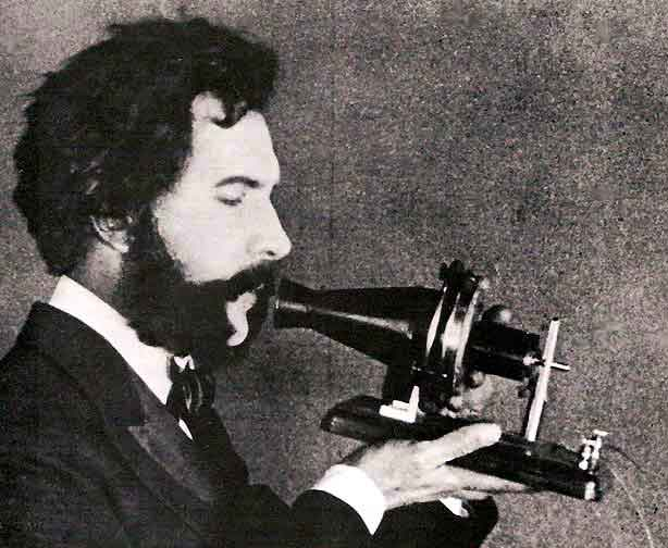 Graham-Bell-is-sending-his-first-words