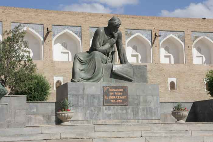 Sculpture-of-al-Khwarizmi