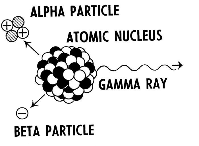 radioactivity-types
