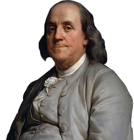 Benjamin-Franklin
