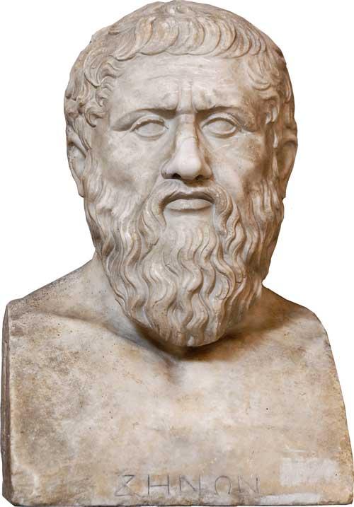 Plato-statue