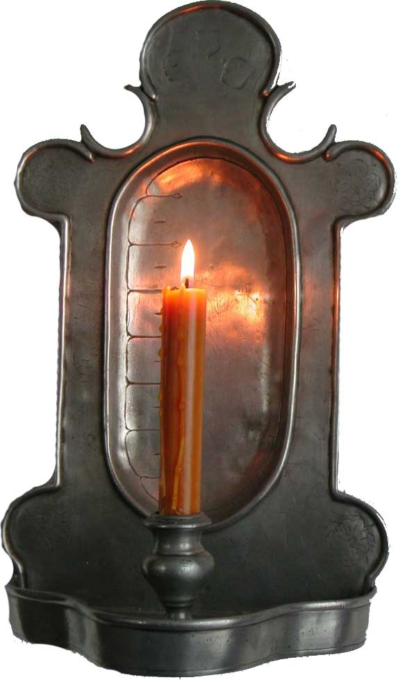 candle-clock