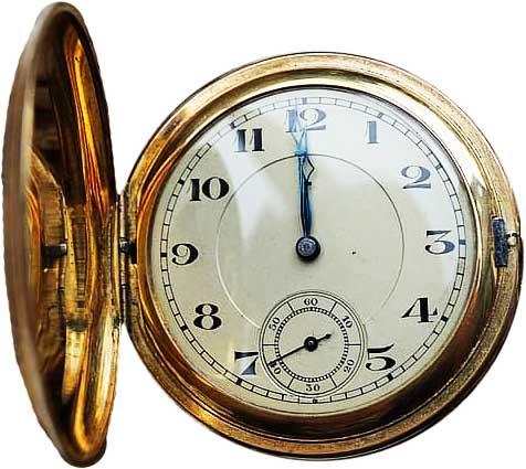 hand-clock