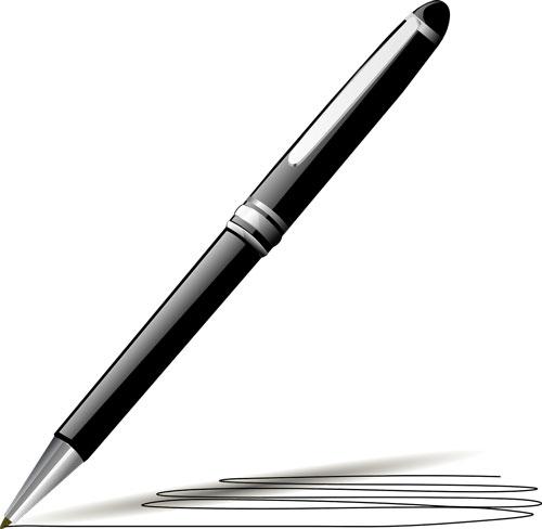 pen-writing