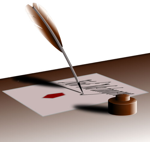 quill-writing-on-paper