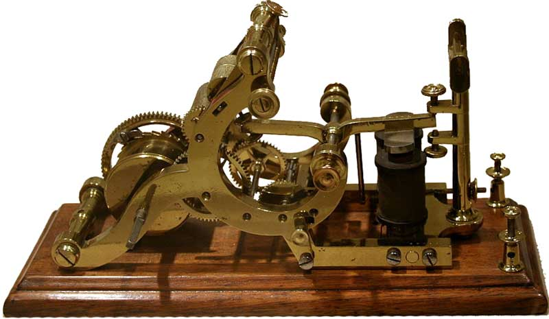 automatic-telegraph