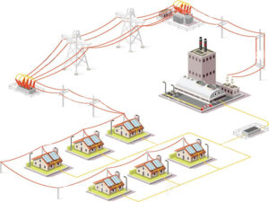 electric-grid-station